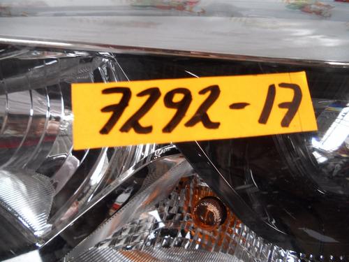 7292-17 faro izq halogeno toyota corolla detalles indicados