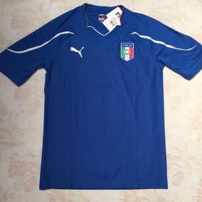1180567af19 Camisa Italia Jogador - Masculina Itália em De Seleções no Mercado Livre  Brasil
