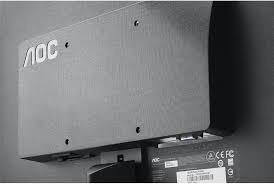 73977 - monitor aoc e970swn monitor aoc 19  led, 1366 x768