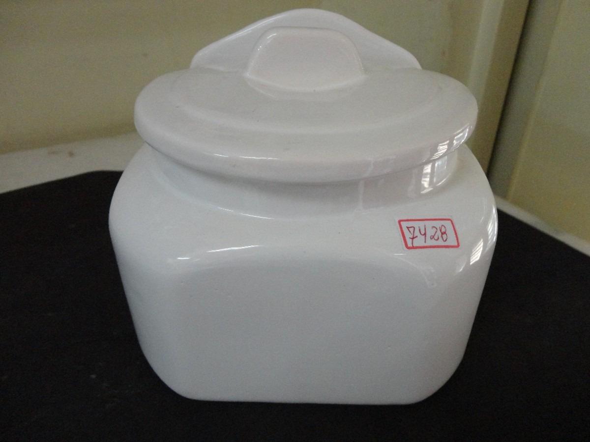 7428 saleiro de porcelana branco grande r 26 00 em for Marcas de vajillas de porcelana