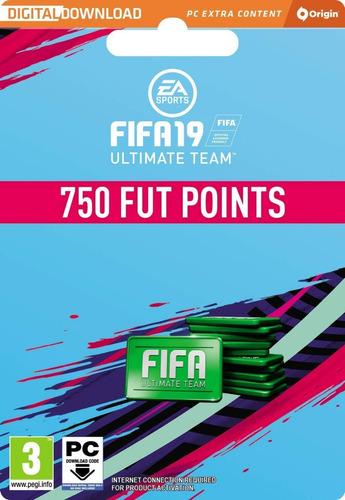 750 fifa points para fifa 19 pc fut ultimate team origin