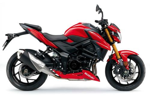750 gsr moto suzuki