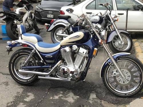 750 motos honda shadow
