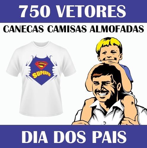 750 vetores estampa dia dos pais canecas camisas almofadas