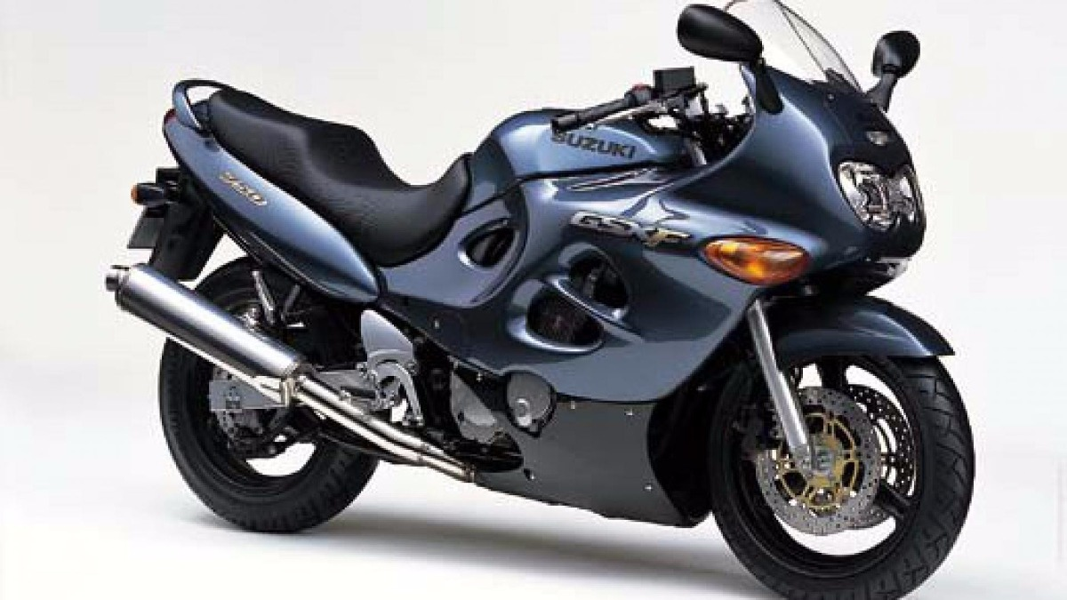 Suzuki Katana Top Speed