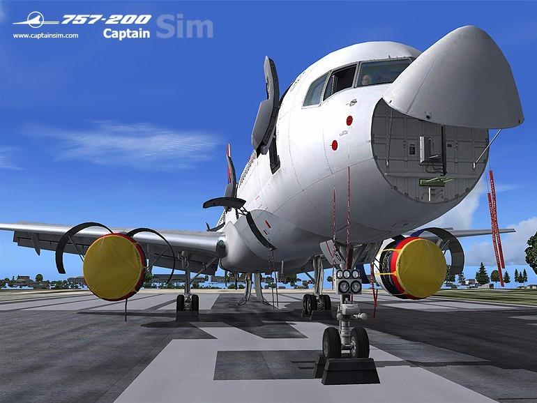 757-200 Com Fmc Atualizado Fsx Deluxe