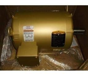7 5hp 3 Phase Baldor Electric Compressor Motor 213t Frame 17