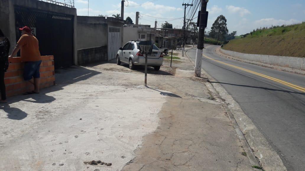 76 - terreno a venda em itaquaquecetuba