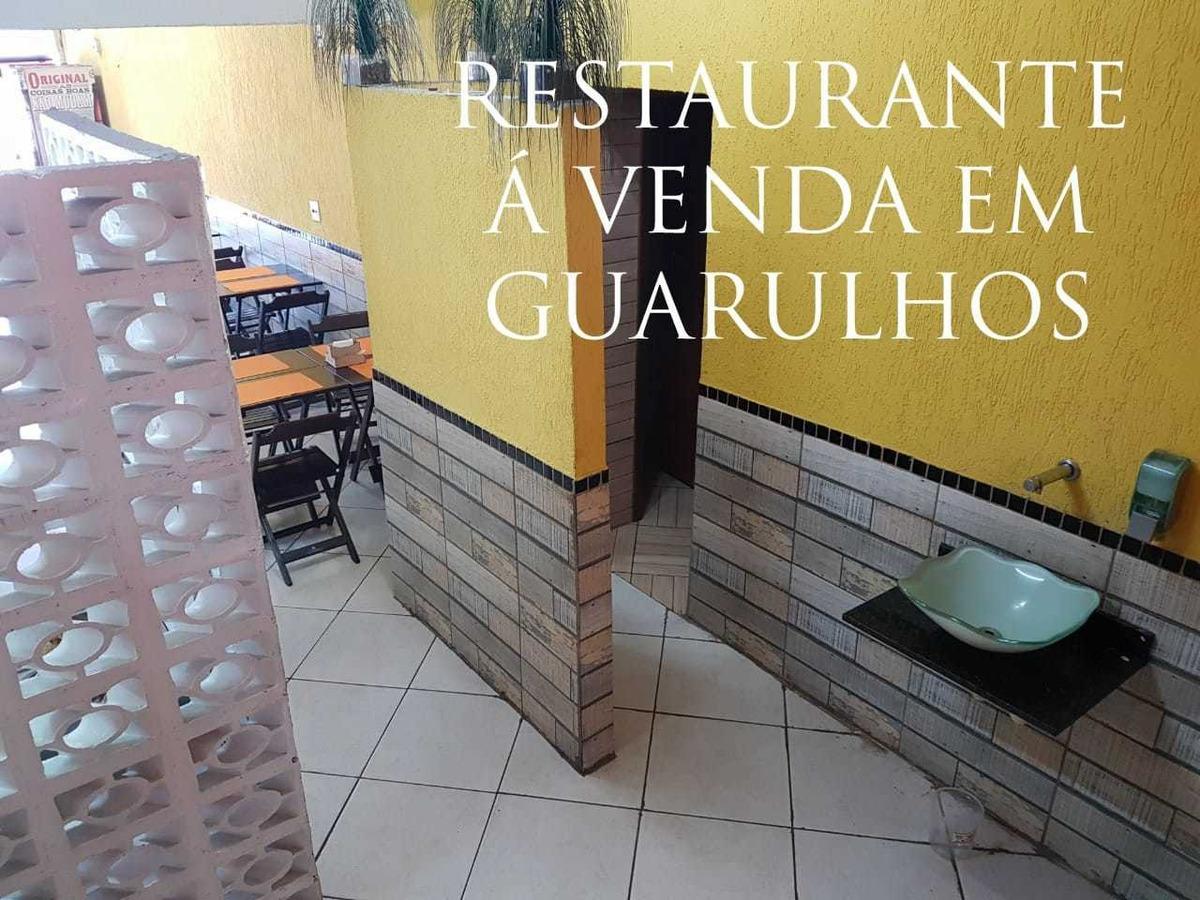 76 vendo meu restaurante urgente