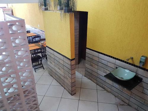 76 - vendo restaurante com porteira fechada