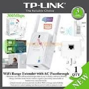 76682 - access point / repetidor tp-link tl-wa860re repetido