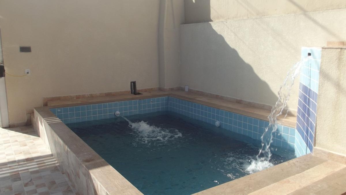 771- casa á venda com 3 dormitórios sendo uma suite, piscina