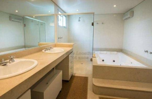 77254 * excepcional apartamento campo belo com 333m² - ap0888