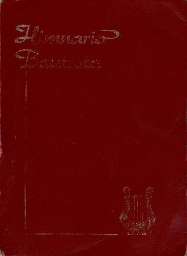 78. himnario bautista. sin partituras.