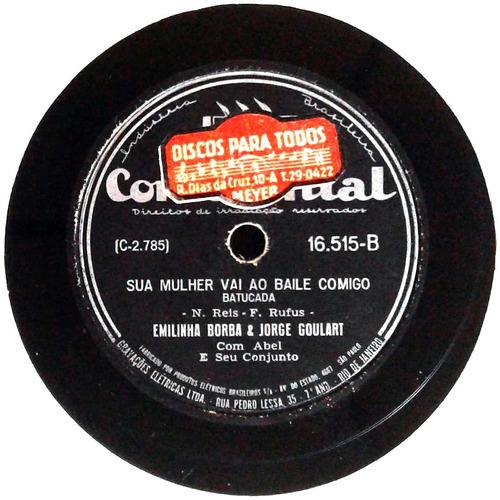 78 marlene, emilinha, jorge goulart 1951 continental 16515