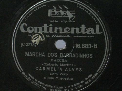 78 rpm carmelia alves carnaval em caxias marcha dos barbadin