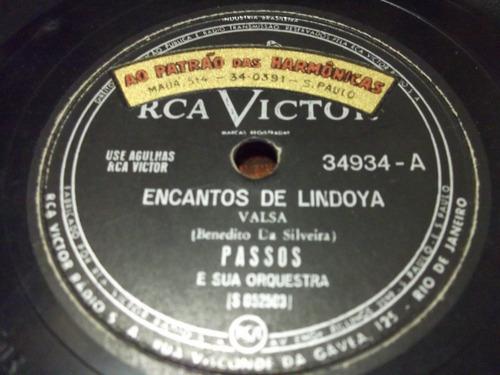 78 rpm passos e orquestra encantos lindoya levanta poeira  9