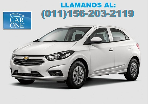 $78000 y financiacion tasa 0% interes chevrolet onix lt