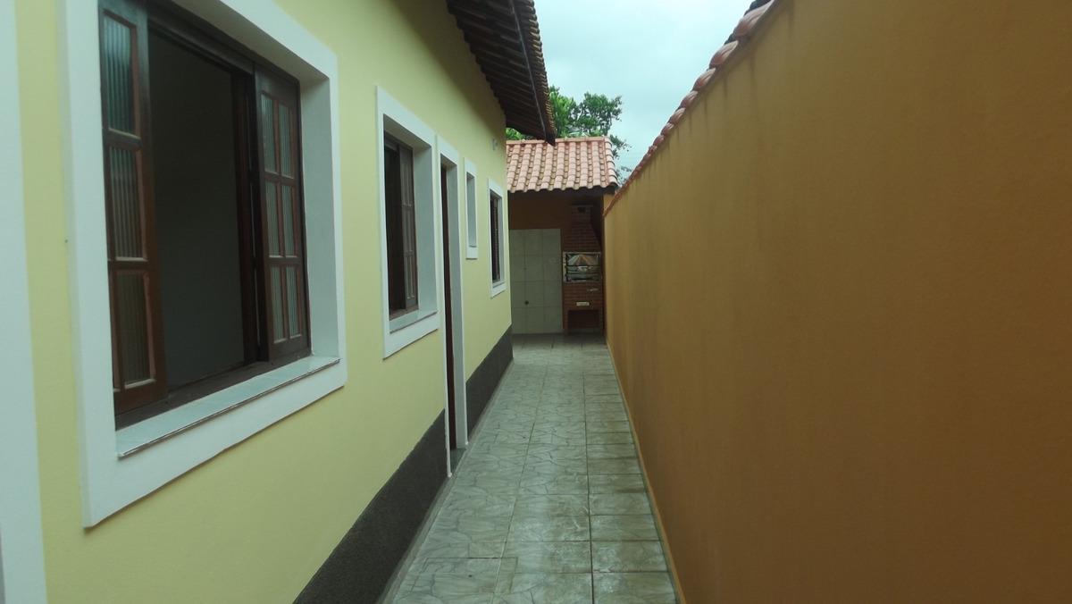 783 - casa nova á venda com 65 m² sendo 2 dormitórios -