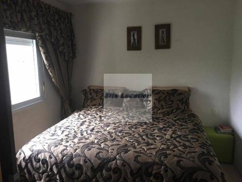 78667  ótimo apartamento para locação no brooklin - ap0076