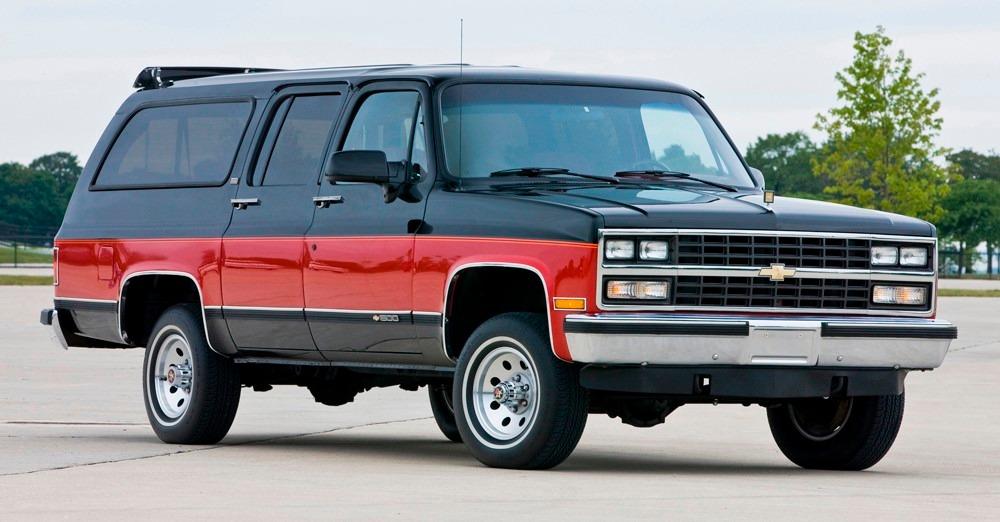 79-91 Chevrolet Suburban Switch De Encendido Llaves Negro ...