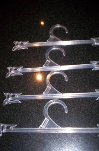79 perchas cristal para exibir ropa interior boxers,mallas