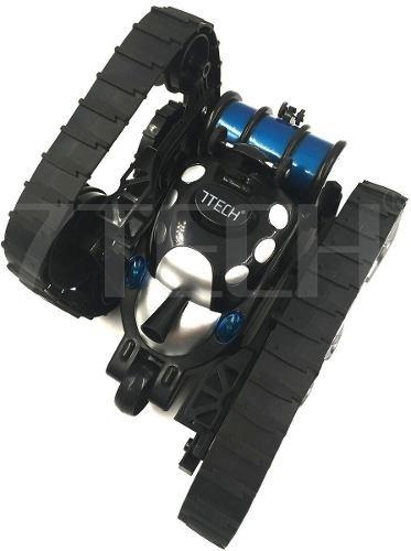7tech rc tanque de batalla transformación 360° envio gratis