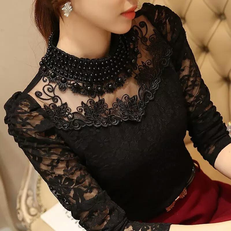 f4d664620 7x-blusa renda feminina. importada- promoção pronta entrega. Carregando  zoom.