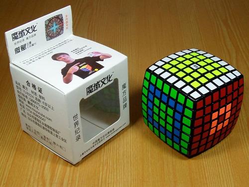 7x7x7 moyu aofu cubo de rubik para speedcubing!
