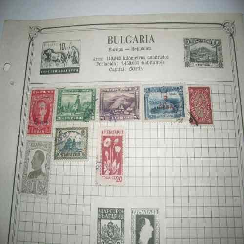 8 antiguas de bulgaria..