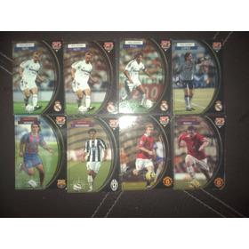 8 Bimbo Cards Clubs Deportivos