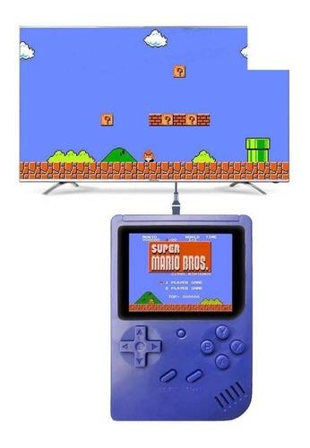 8 bits family retro 400 juegos , y conexion av a bateria