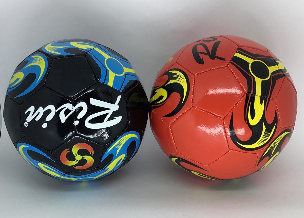 4ee306d051ab4 8 bola de futebol campo colorida tamanho oficial qualidade. Carregando zoom.