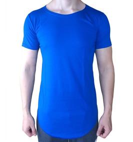 6b82db34d1 Kit Camiseta Long Line Masculina - Camisetas e Blusas com o Melhores ...