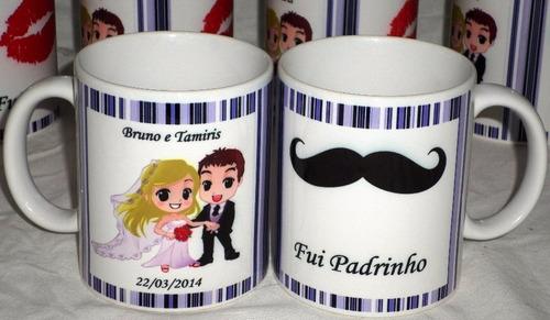 8 canecas porcelana personalizas casamentos,aniversários