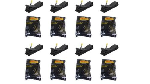 8 câmaras de ar bicicleta 29 x 1.75/2.35 válvula americana