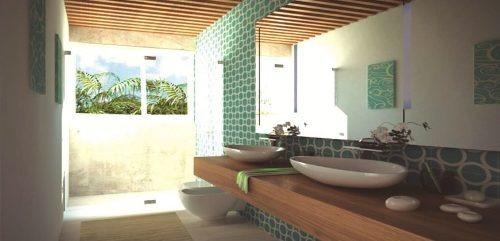 8 condominios de lujo en aldea zama, tulum - toque italiano