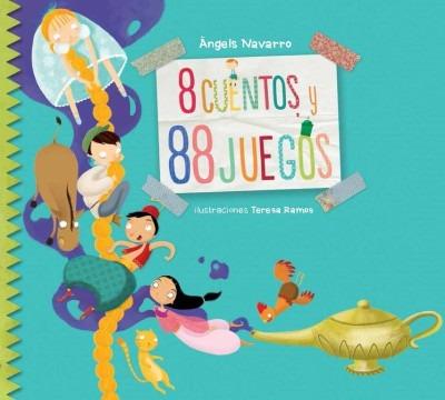 8 cuentos y 88 juegos(libro infantil)