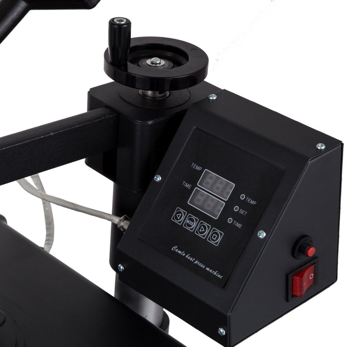 3 8 em 1 digital máquina sublimação estampar camisa boné. Carregando zoom. f38bb85e26b