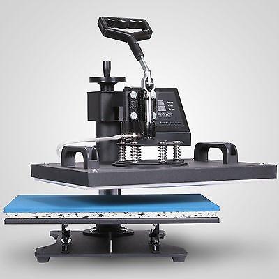 8 en 1 calor digital prensa máquina transferencia