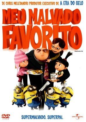 8 Filmes - Desenhos - Shrek + Malvado Favorito + Rio