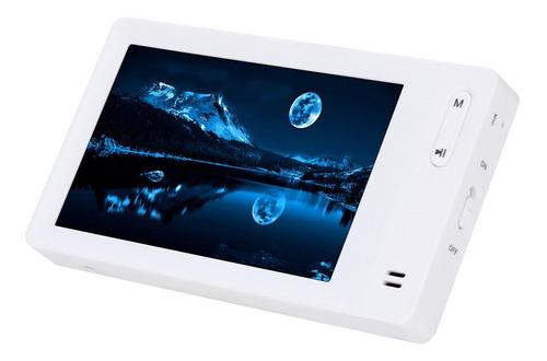 8 gb slim tela lcd mp4 mp5 vídeo música media player gravado