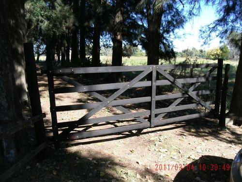 8 hectáreas en zona lujan apta emprendimiento rural