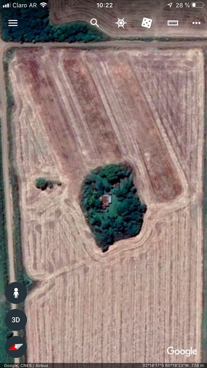 8 hectáreas para granja avícola con casa en isletas, e. rios
