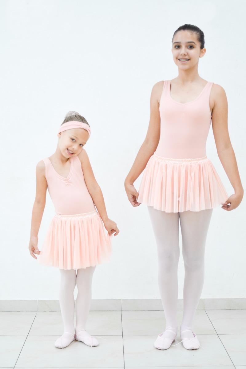 cffeaca0aa 8 Kits Ballet Balé Roupa Infantil Olga Georgia 6 Peças - R  1.040