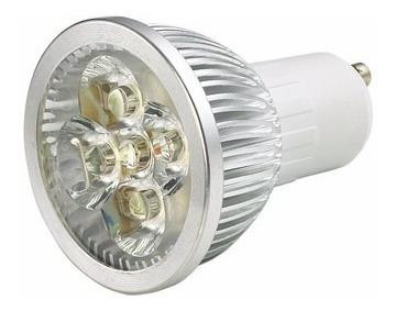 8 lampada led dicroica bivolt branco frio/quent spot gu10 5w