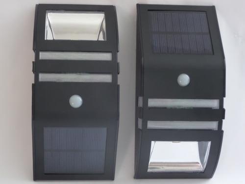 8 lamparas recarga solar p/jardín, resistentes al agua.