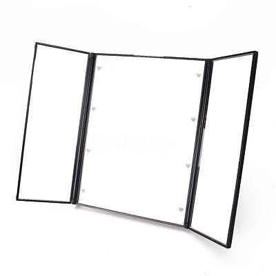 8 led espejo mesa plegable cara tri iluminados vanidad