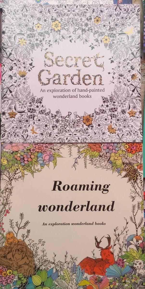 8 Libros Para Colorear Secret Garden Jardín Secreto - $ 195.00 en ...