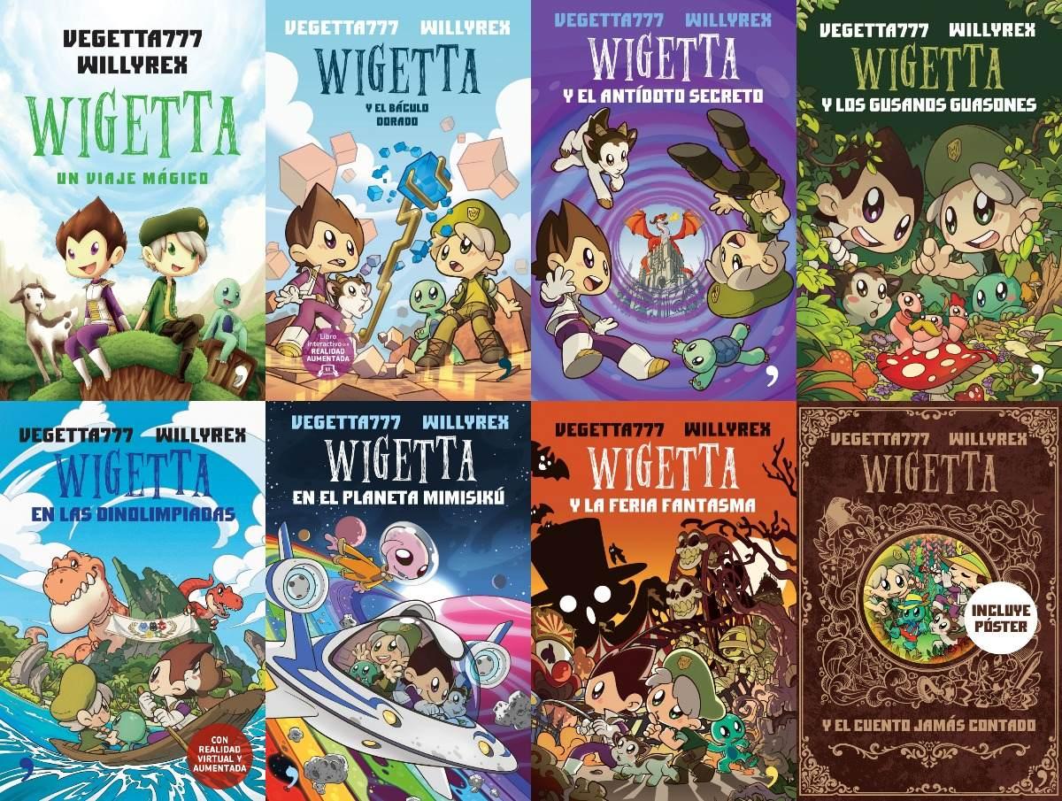 libro wigetta un viaje magico leer gratis